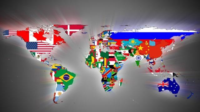 کشور های جهان و پرچم