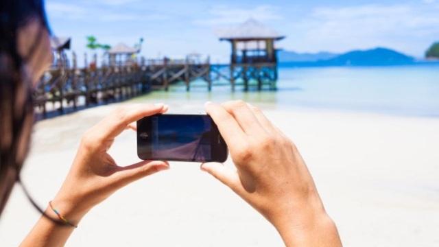 عکس ثابت با موبایل