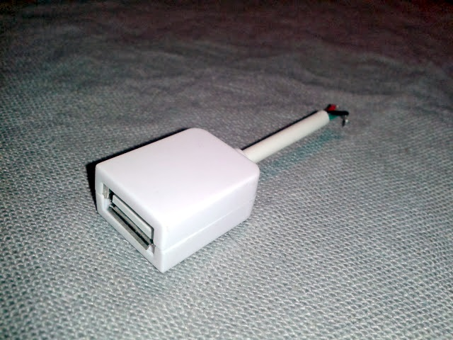 سوکت USB روباه