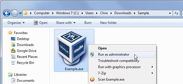 رفع مشکل نصب نشدن برنامه ها در ویندوز
